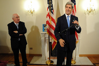 Secretary Kerry Discusses his Visit to the Vatican With the Press Corps | by U.S. Department of State