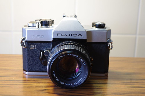 Fujica ST801 | by Cliff-SP3