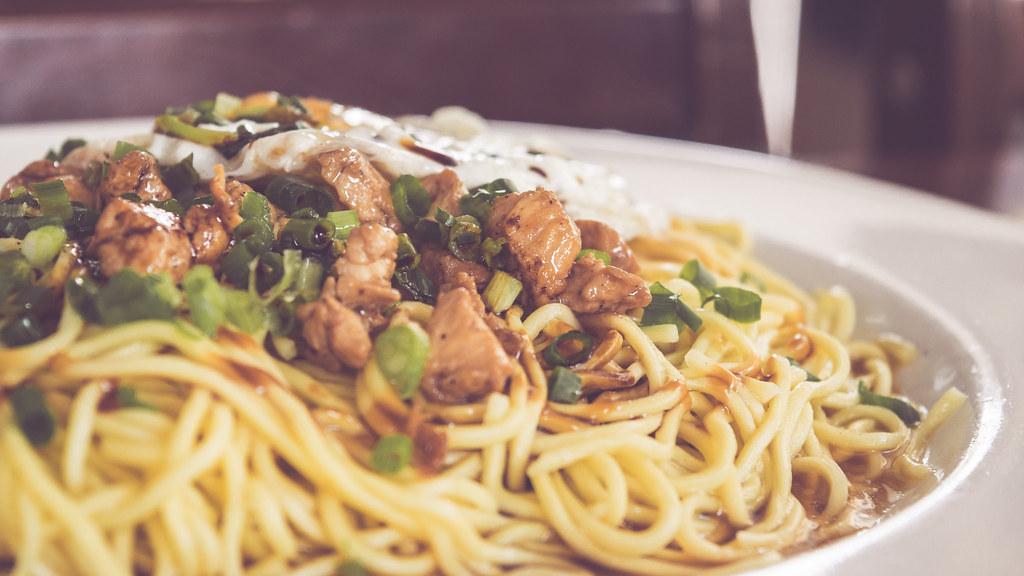 Chicken Egg Noodles By Yashxg