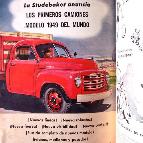 Studebaker 1949 - Selecciones del Reader's Digest, 1948