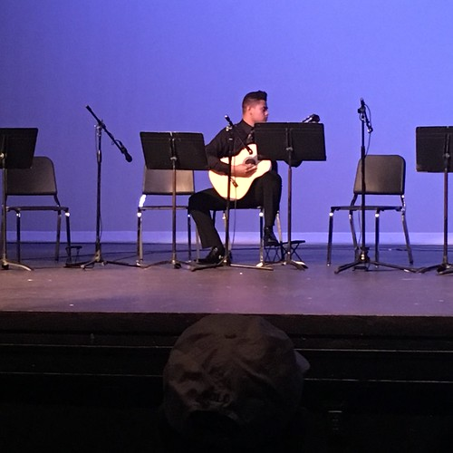 Classen SAS Guitar Concert - Brandon | by Wesley Fryer