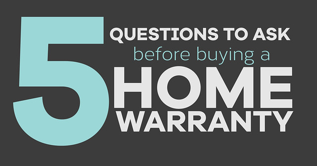 5 Questions to Ask Home Warranty