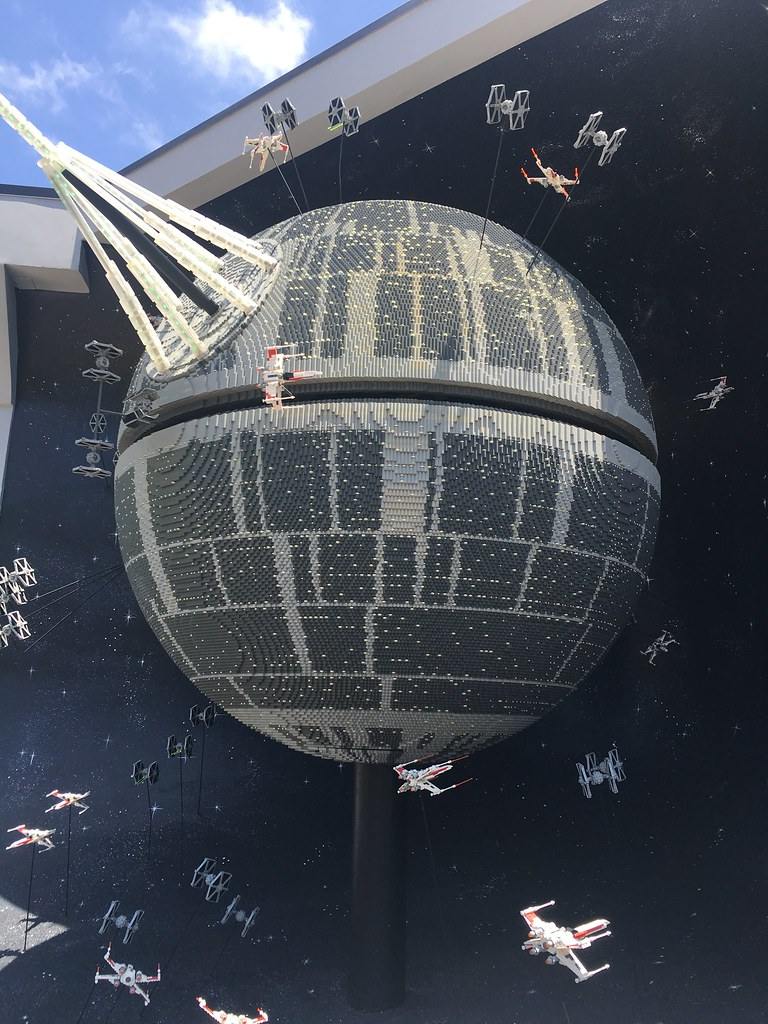 Lego Star Wars DeathStar
