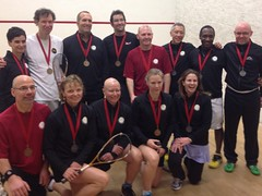 2014 Canadian Masters Team Championship