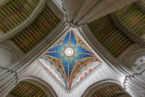 Cathedral ceiling | by matthew.scerri