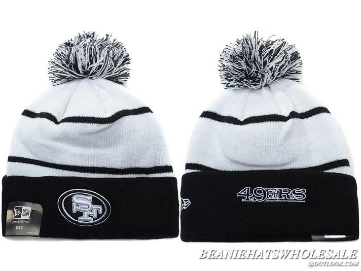 ... newerasettleseahawksbeanie NFL Shop 49ers Beanie Hats Ballz Sports Winter  Knit Caps New Era  d4a96312681