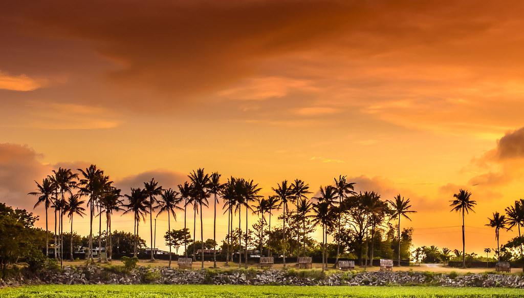 Sunset Caliraya Resort Club Lumban Laguna Philippines Flickr