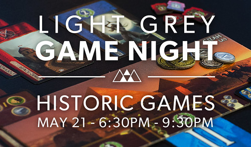 game-night-historic-games | by Light Grey Art Lab