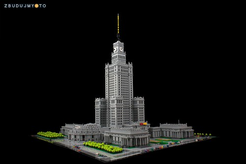 Palace of Culture and Science from Warsaw / Poland | by the_jetboy