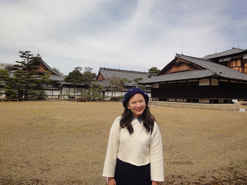 Japan 2016: Day 2 Honmaru Palace