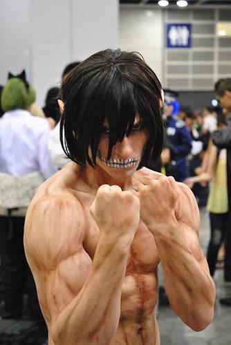 Best attack on titan cosplay