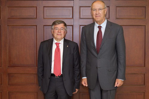 WIPO Director General Meets Italian Minister of Economic Development | by WIPO | OMPI