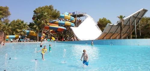 Parque acu tico marina parc 22 hotel resort en menorca - Parque acuatico menorca ...