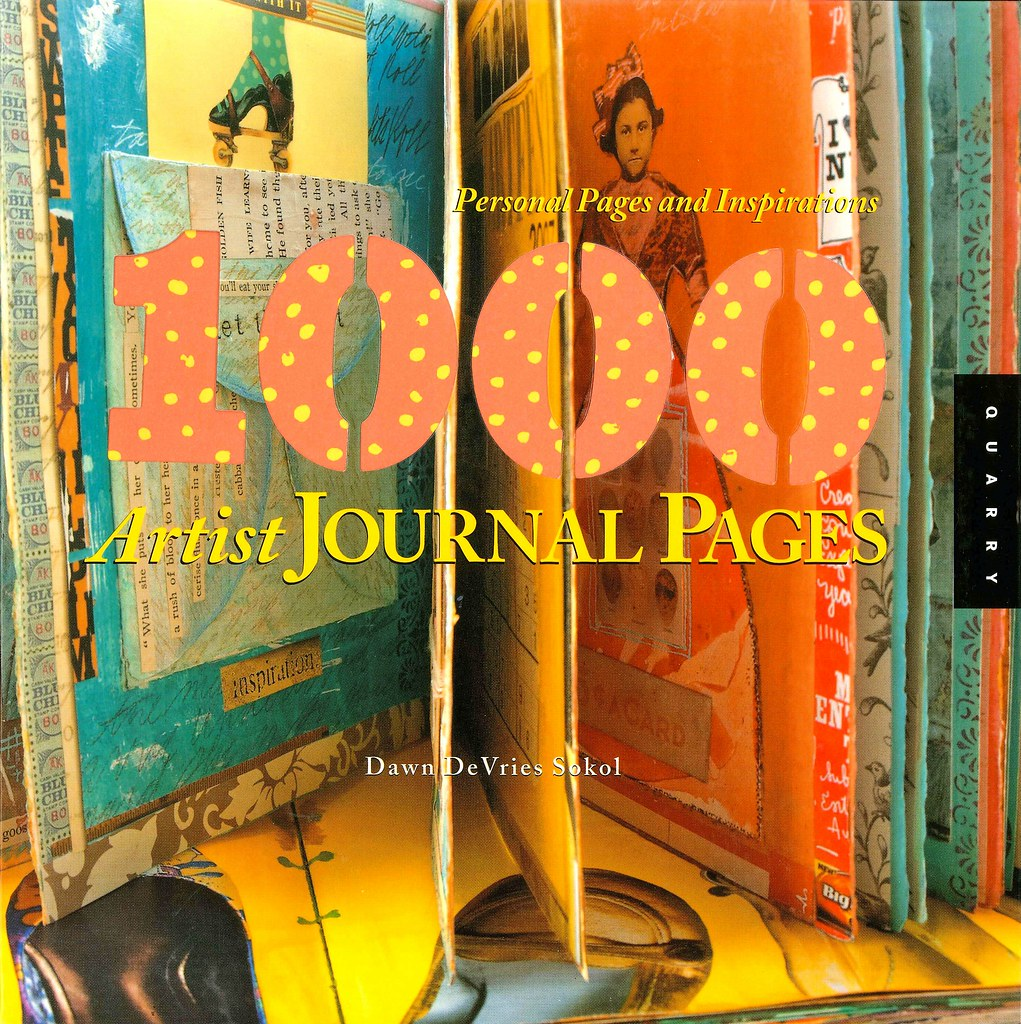 ... 1000 Artist Journal Pages: Personal Pages and Inspirations | by Vernon  Barford School Library