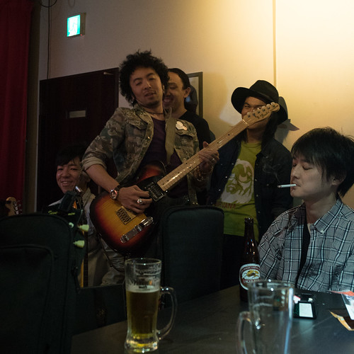 T.G.I.F. Blues Session at Terraplane, Tokyo, 10 Jun 2016 -00191