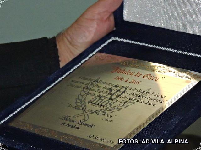 Jubileu de Ouro - AD Vila Alpina/Brumado de Minas