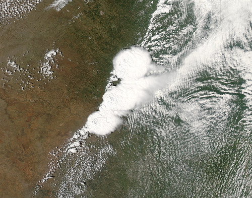 Strong storms over Oklahoma | by NASA Goddard Photo and Video