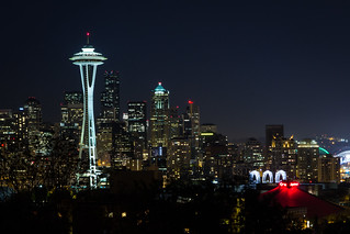 Seattle at Night | by Rodi01