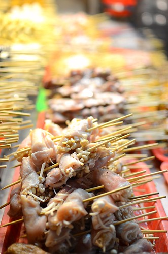 night market sticks | by stickychopsticks