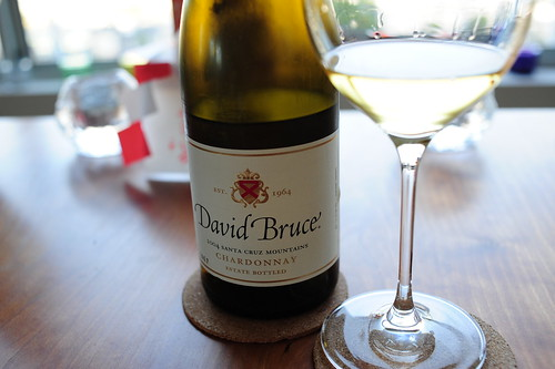 2004 David Bruce Santa Cruz Mountains Chardonnay | by x9x2x
