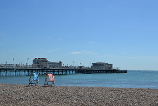 Worthing Pier | by Robert Luff
