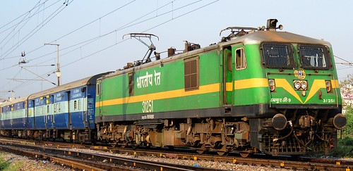 LGD WAG9 31251 with empty rake of machilipatnam | by Lakshmant
