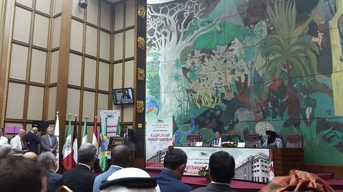Presencia de México en encuentro sobre diplomacia parlamentaria en Argelia