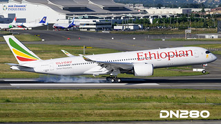 Ethiopian A350-941 msn 040