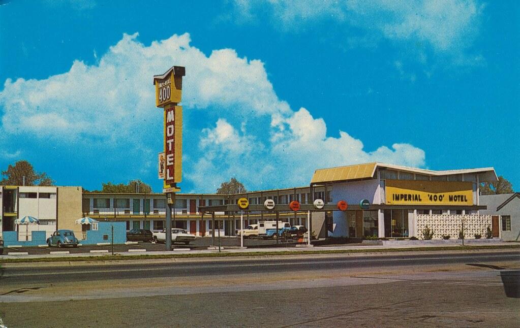 Imperial '400' Motel - Marysville, California