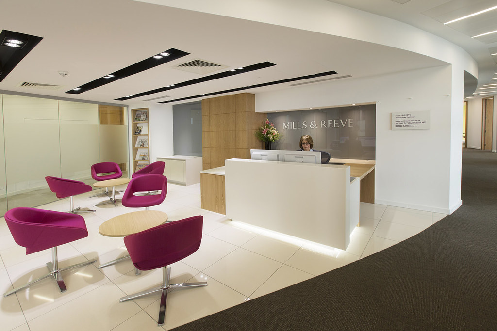Gentil ... Law Firm Office Design | By Mansfield_Monk