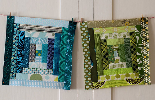 January bee blocks | by greenleaf goods