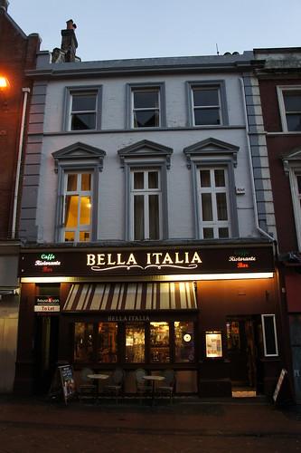 Italian Restaurant Christchurch