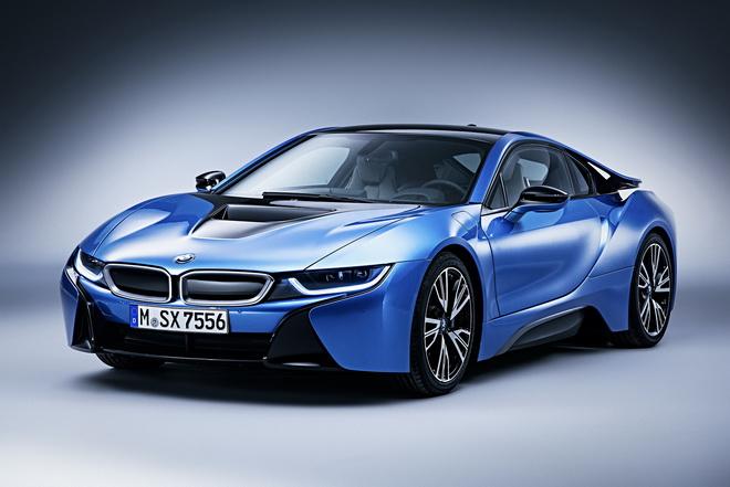 [新聞照片一] BMW i8