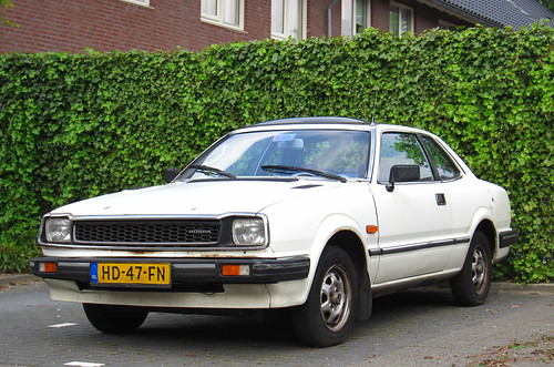 1982 honda prelude 1 6 hondamatic place rijswijk originee flickr. Black Bedroom Furniture Sets. Home Design Ideas