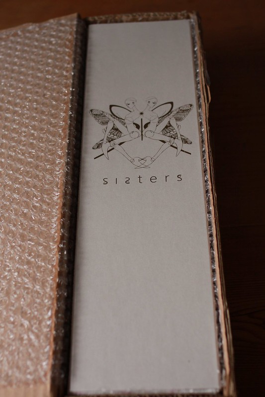 so thrilled to share Madame Esper's unboxing  27249524896_3cf787d738_c
