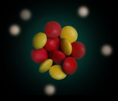 atomic structure of boron for macro mondays theme quotthe
