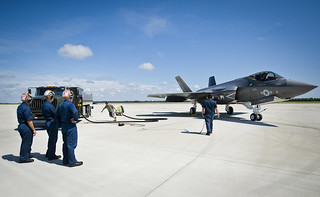 JSF hot pits & flightline activity | by sfkjr
