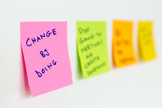 Change by doing | by gdsteam