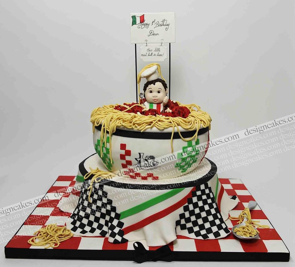 Italian Party Cakes