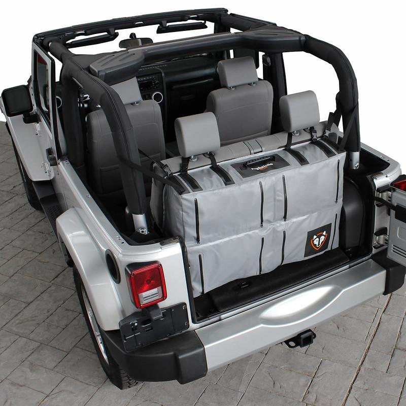 Safari Straps On JKU - Jeep Wrangler Forum