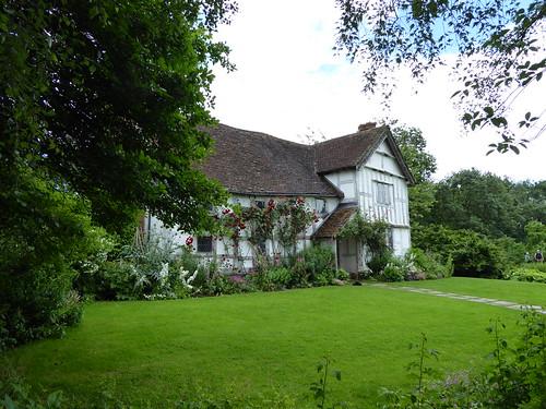 Brockhampton Moated Manor House