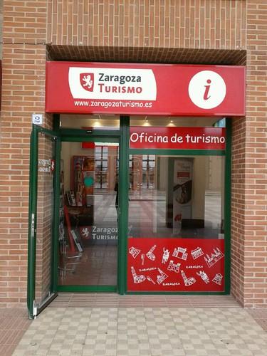 oficina de turismo en la feria de muestras zaragoza