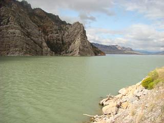 002 Meer bij buffalo Bill dam