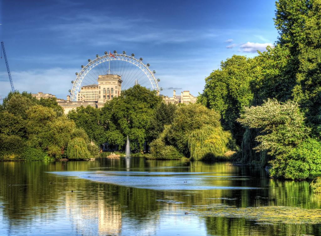 Image result for st james park london