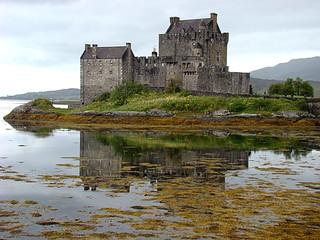 053 Erg mooi uitzicht op Eilean Donan Castle