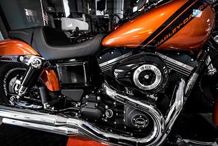 Harley Davidson Fat Bob Single Seat