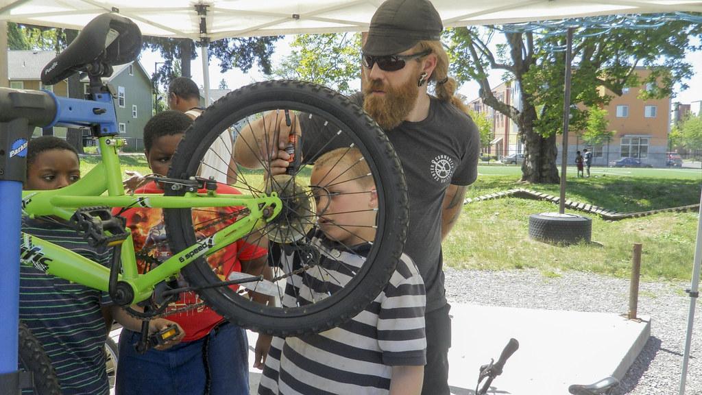 Bike Repair Hub