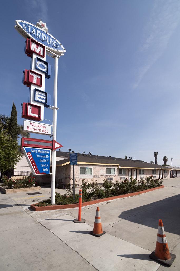 ... Stardust Motel, Bell Gardens, CA | By Dean Jeffrey