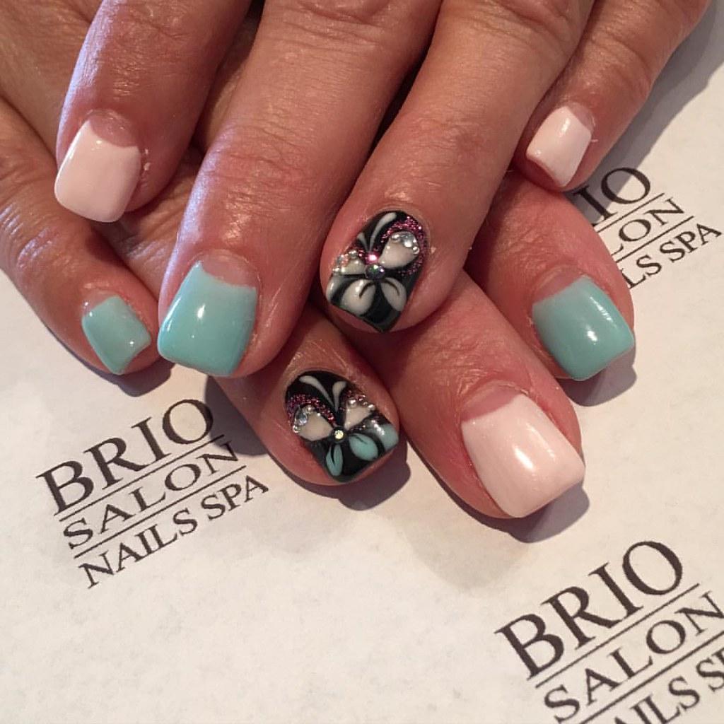 Beth\'s @briospa #nails #naildesigns #nailart #designs #nai… | Flickr