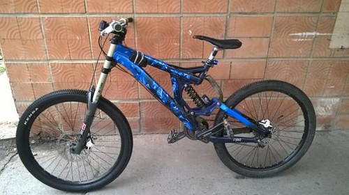 У рівнянина відібрали велосипед